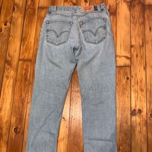 Reworked Levi's Jeans